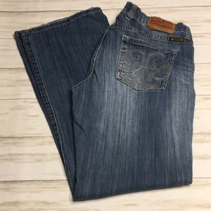 Size 30 Lucky Brand Jasmine Sweet and Low Jeans
